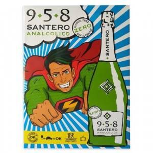 958 SANTERO LOCANDINE 1 PZ