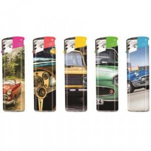 ACCENDINI ATOMIC ELETTRONICI CARS 3645119 50 PZ