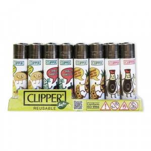 ACCENDINI CLIPPER LARGE   48 pz