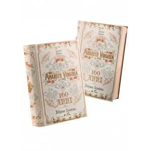 Amaretti Virginia classici' Libro in metallo160 anni' art. 4410 200 gr 1 pz