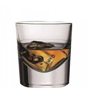 Bicchiere vetro amaro basso...