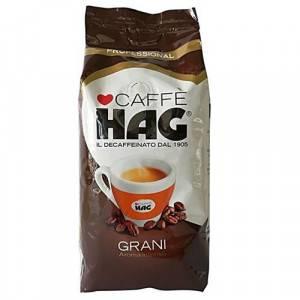 CAFFE' HAG IN GRANI   0,500  KG 1 PZ