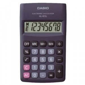 CALCOLATRICE CASIO HL-815L  1 PZ