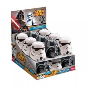 CANDY CONTAINER STAR WARS 18 PZ