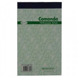 COMANDE 3 COPIE 140x92  2703 10 PZ