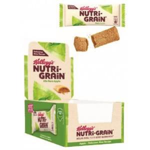 KELLOGS NUTRI GRAIN CEREALI...