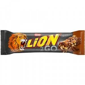 LION 2 GO CHOCOLATE...