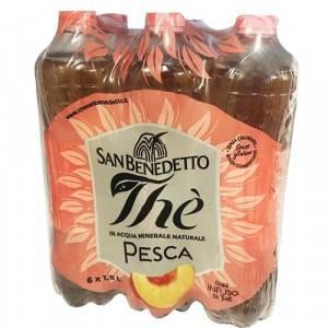 THE SAN BENEDETTO PESCA 1.5 LT 6 PZ