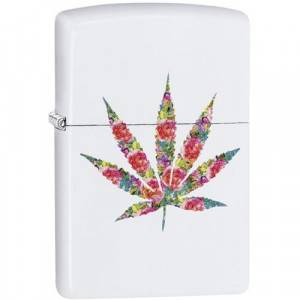 ZIPPO FLORAL WEED  ART.29730 1 pz